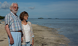 Promo graphic for 'The Leisure Seeker'
