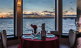 Promotional photo for the Valentine's Day cruise. Courtes...