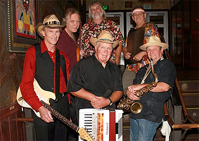 Photo of the performing artists. Courtesy of The Bayou Br...