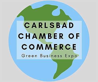 Promotional graphic for the business expo. Courtesy of Ca...