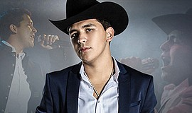 Photo of Christian Nodal. Courtesy of the San Diego Count...
