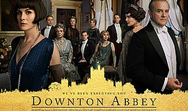 """Promotional graphic for """"Downton Abbey."""" Courtesy of  Foc..."""