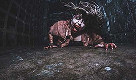 Promotional photo for The Disturbance Created By The Haun...
