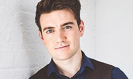 Promotional photo of Emmet Cahill. Courtesy of St. James ...