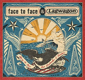 Promotional photo for Face To Face With Lagwagon And Dest...