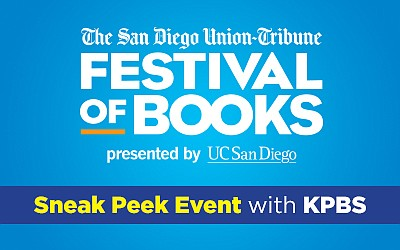 Graphic logo for San Diego Union-Tribune's San Diego Fest...