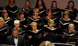 Promotional photo for The Center Chorale of Escondido