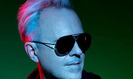 A promotional photo of musician Howard Jones, courtesy of...