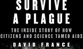 """Promotional graphic for the screening of """"How To Survive A Plague,"""" by David ..."""