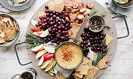 Promotional photo for the Holiday Appetizers + Festive Co...