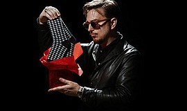 Promotional photo of JD McPherson. Courtesy of the Belly Up