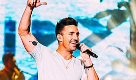 Photo of Jake Owen. Courtesy of the San Diego County Fair.