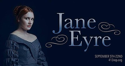 Promotional photo for Jane Eyre. Courtesy of The 413 Proj...