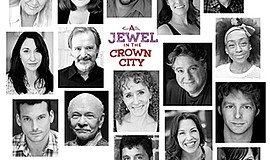 Promo graphic for Lamb's 'A Jewel In The Crown City'