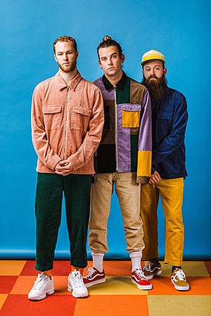 Promotional photo for Judah & The Lion courtesy of The Ob...