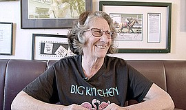 Promotional photo of local restaurateur and activist Judy...