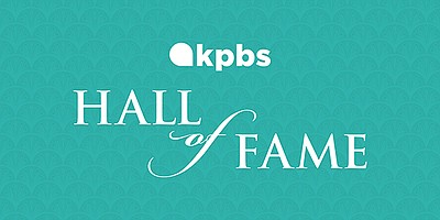 Join KPBS for a special celebration of the 2019 Hall of F...