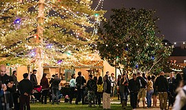 Promotional photo for the Liberty Station Tree Lighting &...