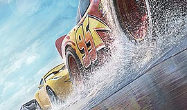 "Promotional graphic for ""Cars 3"". Courtesy of IMDb."