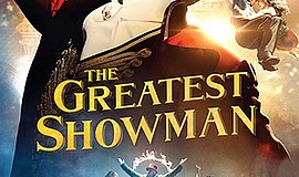 "Promotional graphic for ""The Greatest Showman"". Courtesy ..."