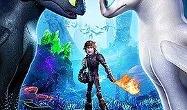 "Promotional graphic for ""How to Train Your Dragon: The Hi..."