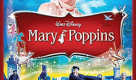 "Promotional graphic for ""Mary Poppins"". Courtesy of IMDb."