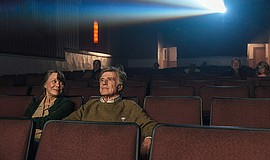Promo graphic for Film & Discussion: 'The Old Man & The...