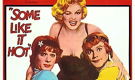 "Promotional graphic for ""Some like it Hot"". Courtesy of I..."