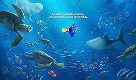 "Promotional graphic for ""Finding Dory."" Courtesy of IMDb."