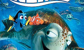 "Promotional graphic for ""Finding Nemo"". Courtesy of IMDb."