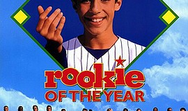 "Promotional graphic for ""Rookie of the Year"". Courtesy of..."