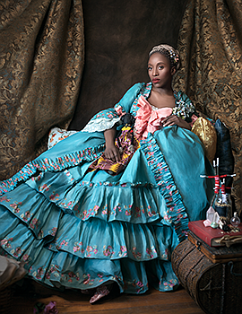 """Promotional photo of """"Marie Antoinette Is Dead"""" by Artist..."""