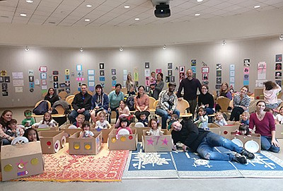 Promotional photo for Storytime & Craft at Mission Valley...