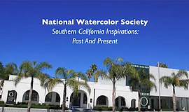 Promotional photo courtesy of the National Watercolor Soc...