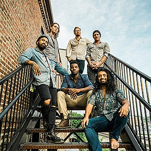Promotional photo for Nahko And Medicine For The People c...