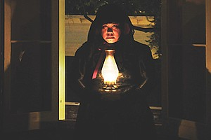Promotional photo for October at The Historically Haunted Whaley House. Court...