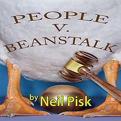 "Promotional poster for ""People v. Beanstalk."" Courtesy of..."