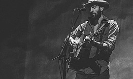 Promotional photo of Ray LaMontagne.