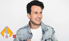 Promotional photo of Russell Dickerson