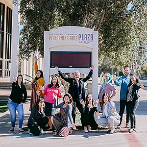 Promotional photo for the SDSU #HerStory Women's Music, D...