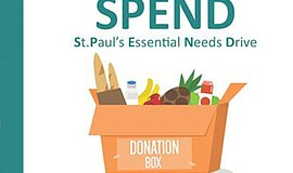 Promo graphic for St. Paul's Pace Hosts Annual Essentia...