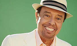 Promo graphic for Sergio Mendes