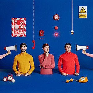 Promotional photo for Two Door Cinema Club courtesy of Th...