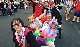 Promotional photo for Trunk Or Treat at Palisades Presbyt...