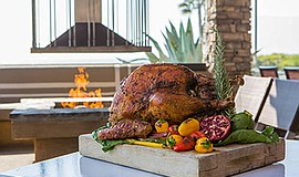 Promotional photo for Thanksgiving at Chandler's