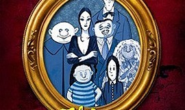 "A promotional graphic for ""The Addams Family,"" courtesy o..."