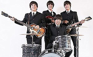 Promotional photo of Hard Day's Night Cover Band courtesy...