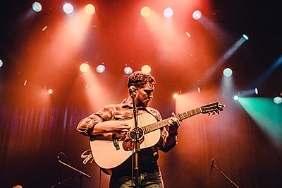 Promotional photo for Tyler Childers courtesy of The Obse...