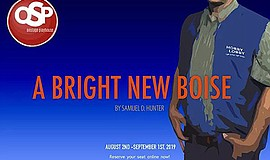 Promo graphic for OnStage Playhouse Present 'A Bright N...