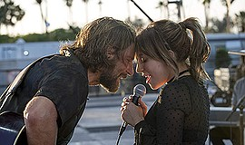 "Promotional still photo from the film ""A Star Is Born"". C..."